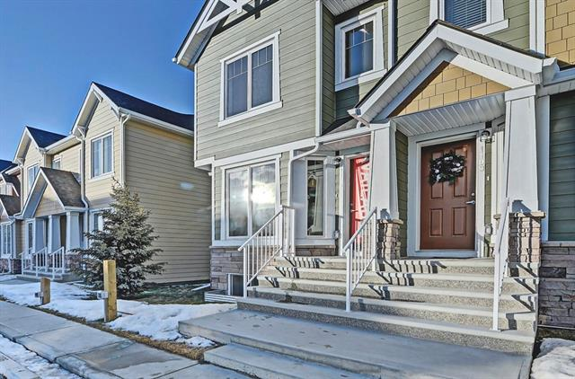 For Sale: 1110 - 2400 Ravenswood View Southeast, Airdrie, AB | 2 Bed, 3 Bath Townhouse for $279,900. See 30 photos!
