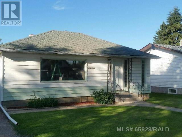 House for sale at 1110 2nd Ave Wainwright Alberta - MLS: 65828