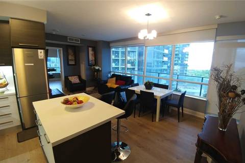 Apartment for rent at 36 Park Lawn Rd Unit 1110 Toronto Ontario - MLS: W4480091