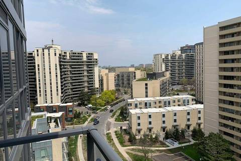 Apartment for rent at 56 Forest Manor Rd Unit 1110 Toronto Ontario - MLS: C4460012