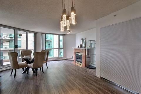 Condo for sale at 804 3 Ave Southwest Unit 1110 Calgary Alberta - MLS: C4245608
