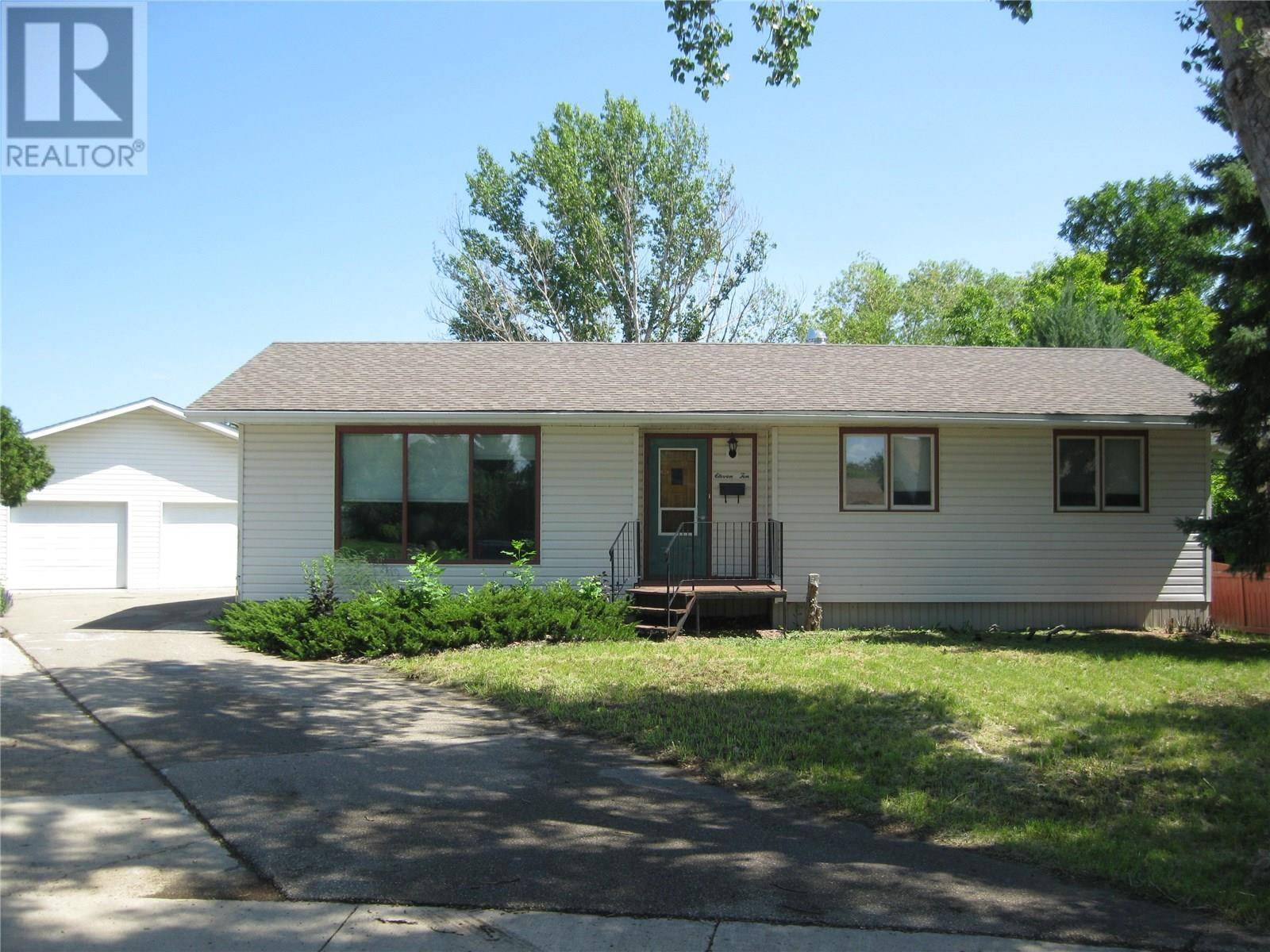 House for sale at 1110 Herschel Pl Rosetown Saskatchewan - MLS: SK781263