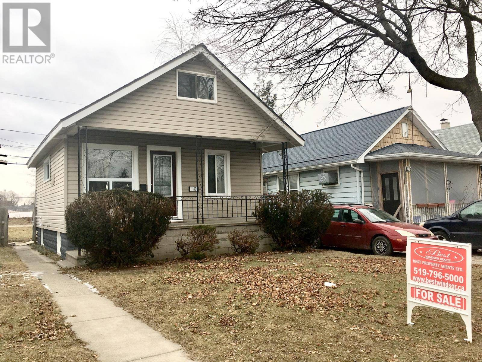 House for sale at 1110 Mckay  Windsor Ontario - MLS: 19028377