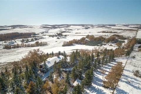 House for sale at 111001 257 Ave West Rural Foothills County Alberta - MLS: C4273829