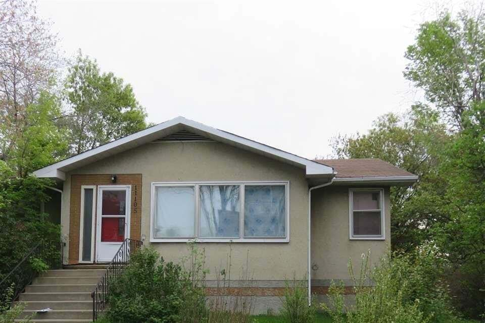 Home for sale at 11105 122 St NW Edmonton Alberta - MLS: E4200424
