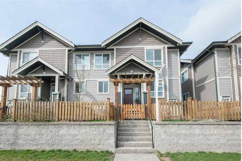 Townhouse for sale at 11109 240 St Maple Ridge British Columbia - MLS: R2371152