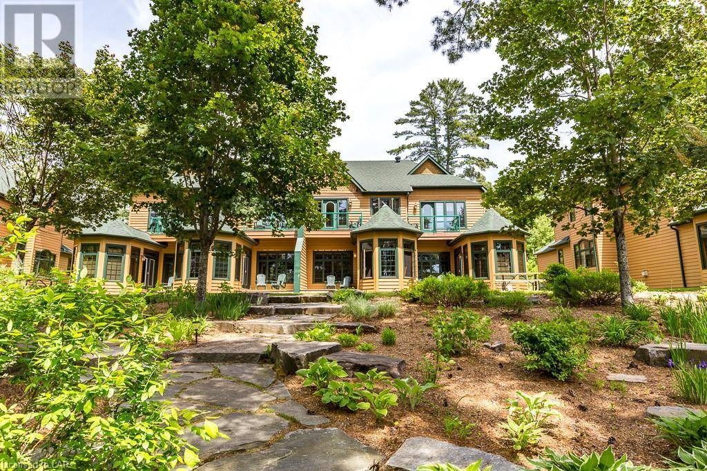 Townhouse for sale at 1 Dwight Bay Rd Unit 1111 Lake Of Bays Ontario - MLS: 248350
