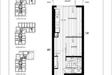 Apartment for rent at 101 Erskine Ave Unit 1111 Toronto Ontario - MLS: C4521221