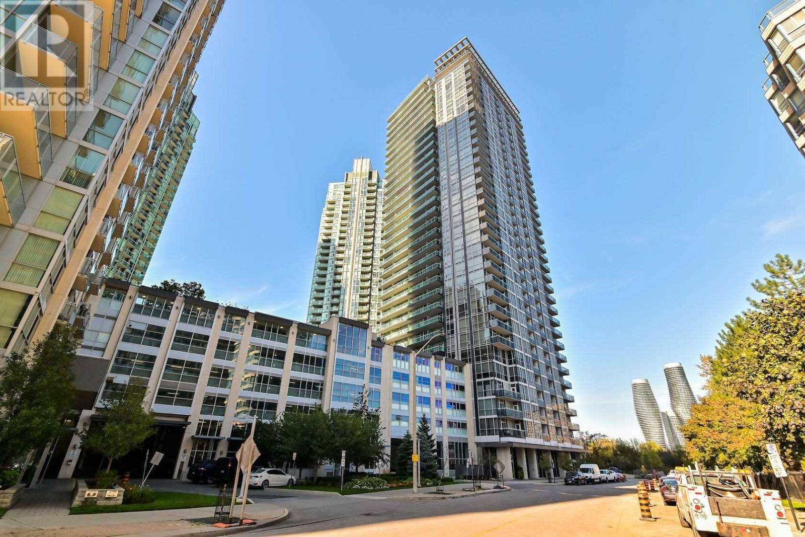 Condo for sale at 223 Webb Dr Unit 1111 Mississauga Ontario - MLS: W4610070
