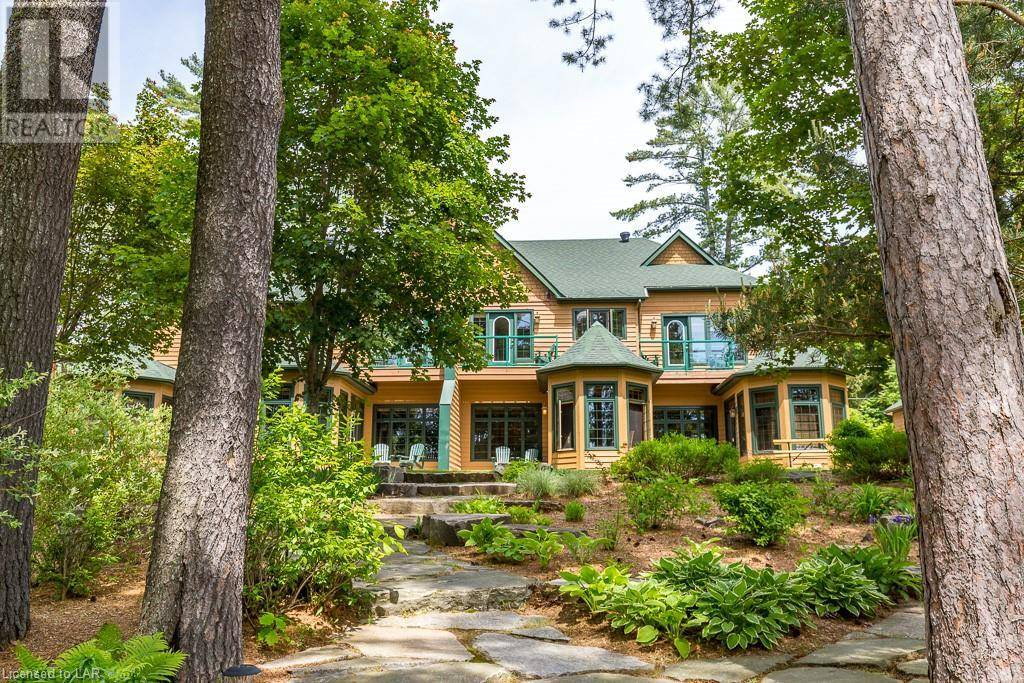 Townhouse for sale at 8 Dwight Beach Rd Unit 1111 Lake Of Bays Ontario - MLS: 248304