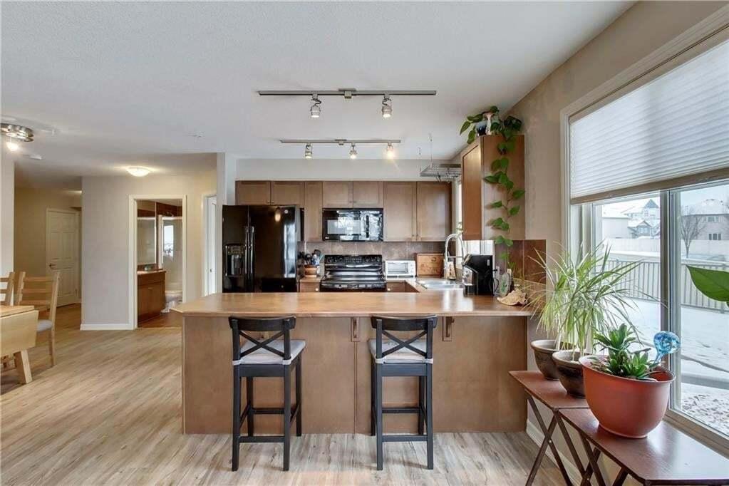 Condo for sale at 92 Crystal Shores Rd Unit 1111 Crystal Shores, Okotoks Alberta - MLS: C4300433