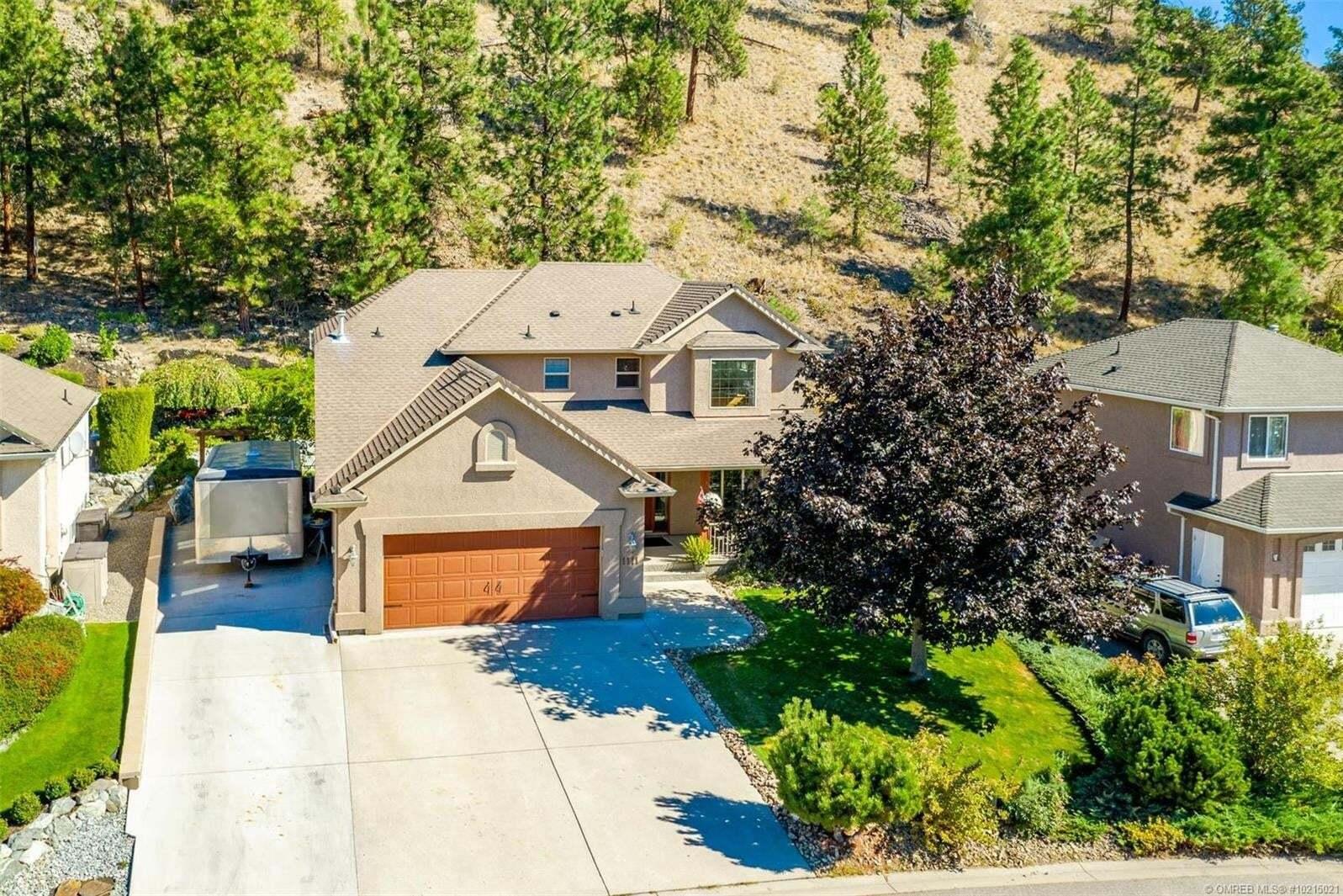 House for sale at 1111 Chilcotin Ct Kelowna British Columbia - MLS: 10215021