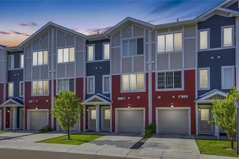 Townhouse for sale at 1111 Evansridge Common Northwest Calgary Alberta - MLS: C4260949
