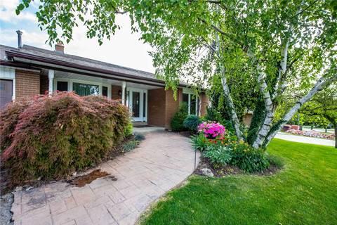 House for sale at 1111 Havendale Blvd Burlington Ontario - MLS: W4728211