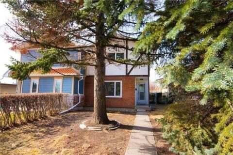 Townhouse for sale at 1111 Nokomis Pl Northwest Calgary Alberta - MLS: C4293898