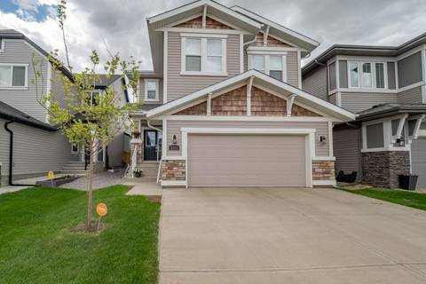 House for sale at 1111 Secord Pm  Nw Edmonton Alberta - MLS: E4161995