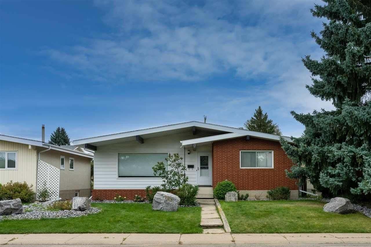 House for sale at 11111 36 Av NW Edmonton Alberta - MLS: E4214816