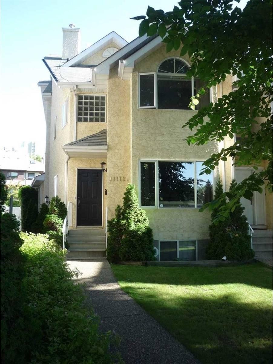 Townhouse for sale at 11112 University Ave Nw Edmonton Alberta - MLS: E4168282
