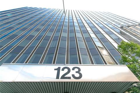 Commercial property for lease at 123 Edward St Apartment 1112 Toronto Ontario - MLS: C4662476