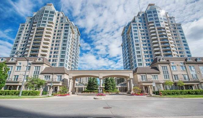 Ny Towers Condos: 2 Rean Drive, Toronto, ON