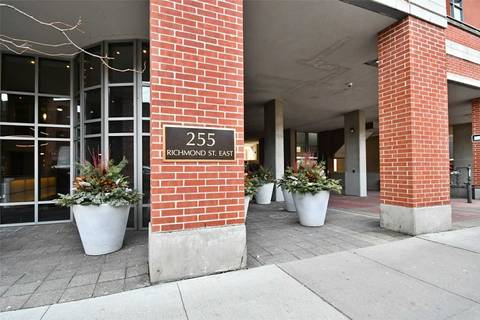 Condo for sale at 255 Richmond St Unit 1112 Toronto Ontario - MLS: C4722903