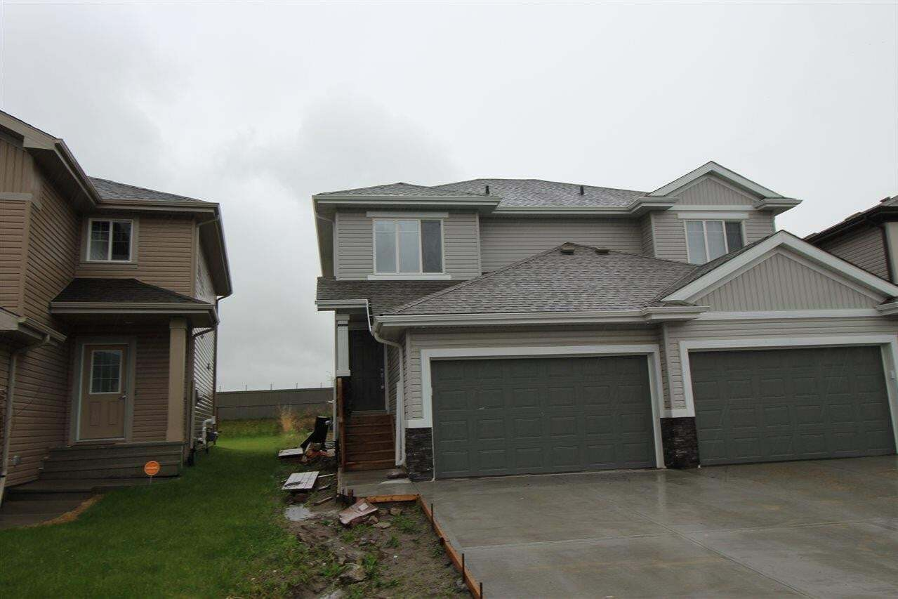 Townhouse for sale at 1112 33a St NW Edmonton Alberta - MLS: E4200938