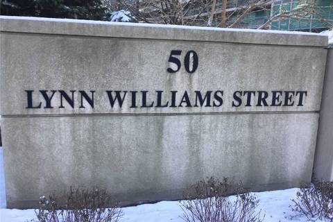 Condo for sale at 50 Lynn Williams St Unit 1112 Toronto Ontario - MLS: C4650908