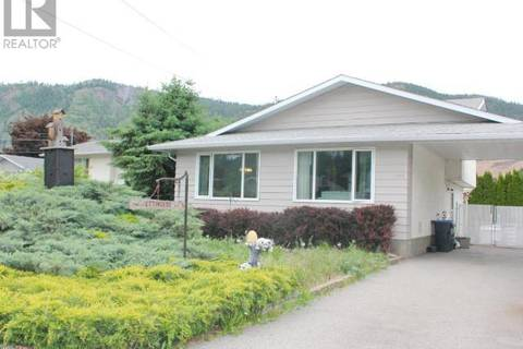 House for sale at 1112 Birch St Okanagan Falls British Columbia - MLS: 178581