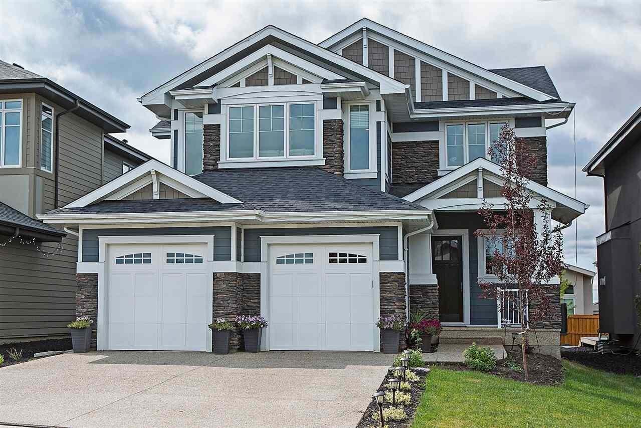 House for sale at 1112 Hainstock Gr SW Edmonton Alberta - MLS: E4214211