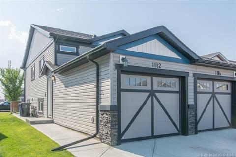Townhouse for sale at 1112 Keystone Rd W Unit 43 Lethbridge Alberta - MLS: LD0175443