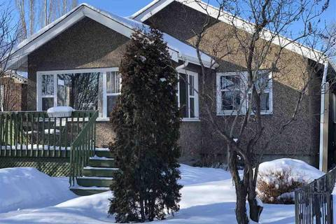House for sale at 11128 97 St Nw Edmonton Alberta - MLS: E4144741