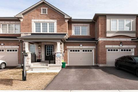 Townhouse for sale at 1113 Farmstead Dr Milton Ontario - MLS: W4723540