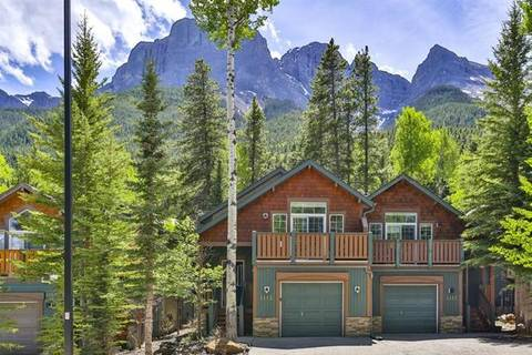 Townhouse for sale at 1113 Lawrence Grassi Rdge Canmore Alberta - MLS: C4249594