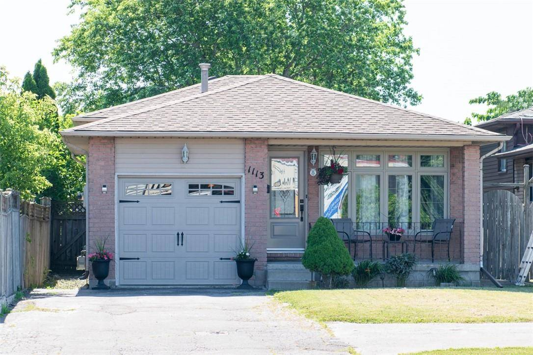 House for sale at 1113 Upper Sherman Ave Hamilton Ontario - MLS: H4063129