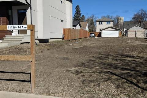 Residential property for sale at 11136 76 Ave Nw Edmonton Alberta - MLS: E4151161