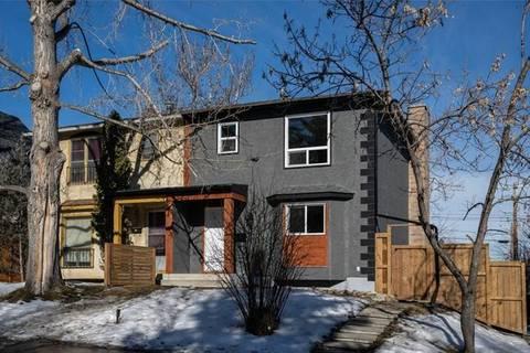 Townhouse for sale at 11137 Sacramento Dr Southwest Calgary Alberta - MLS: C4289104