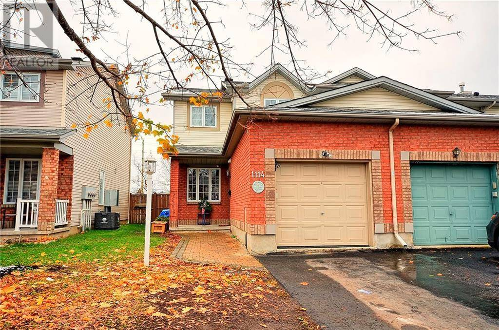 Townhouse for sale at 1114 Ballantyne Dr Orleans Ontario - MLS: 1175444