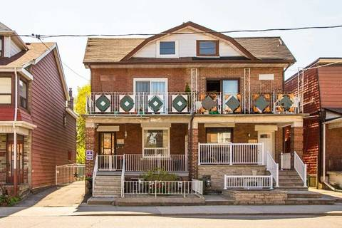 Townhouse for sale at 1114 Dufferin St Toronto Ontario - MLS: W4456269