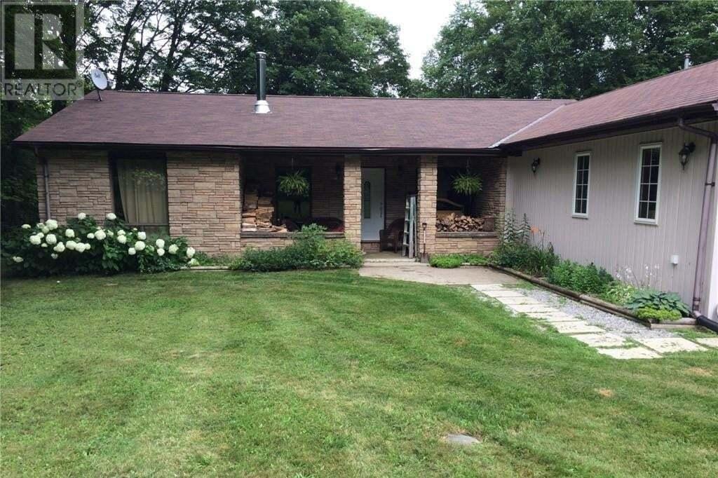 House for sale at 1114 Nesbitt Rd Minden Ontario - MLS: 252428