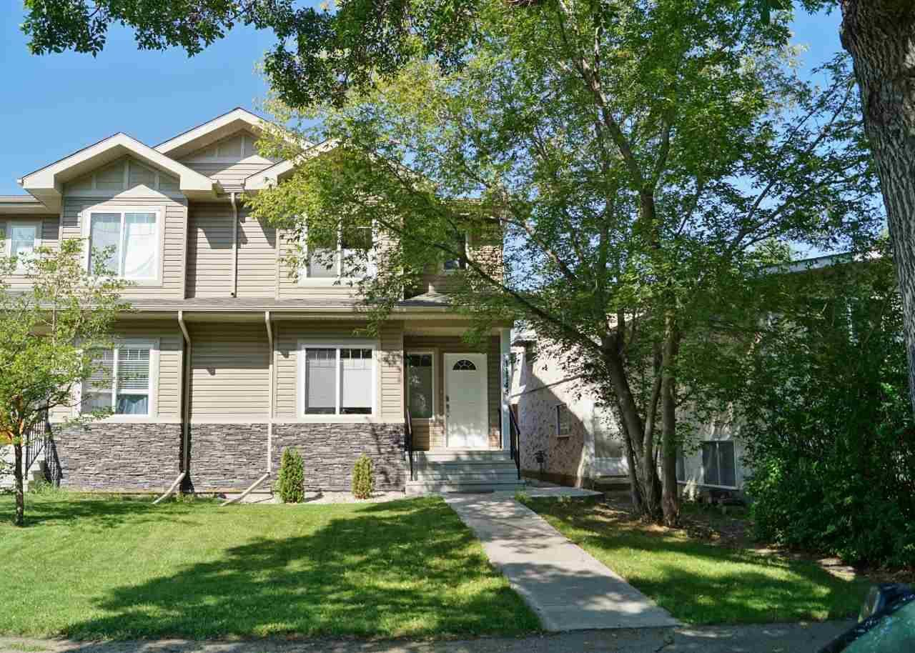 Townhouse for sale at 11144 129 St Nw Edmonton Alberta - MLS: E4175086