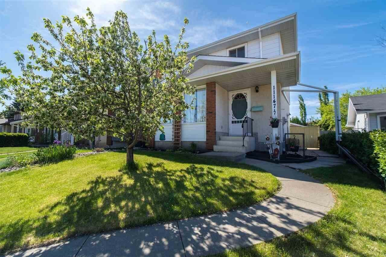 Townhouse for sale at 11147 26 Av NW Edmonton Alberta - MLS: E4199636