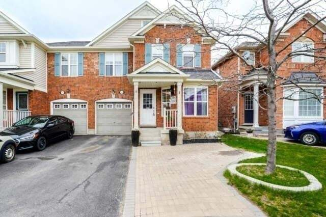 Townhouse for sale at 1115 Barr Cres Milton Ontario - MLS: W4768714