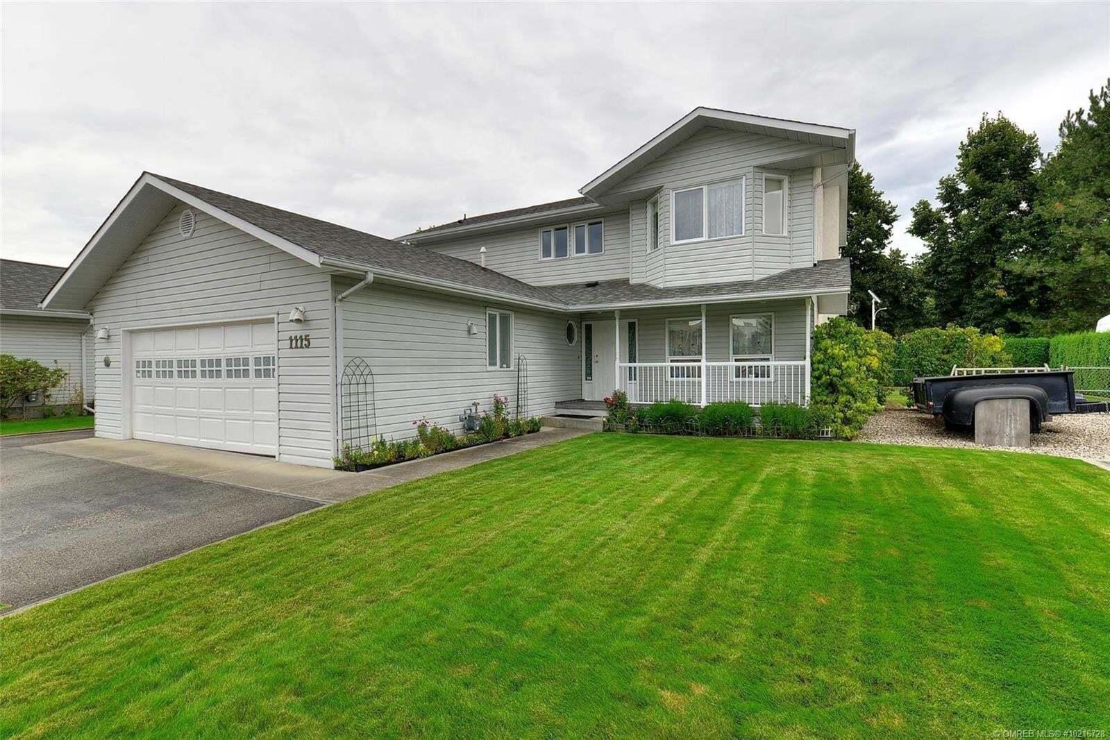 House for sale at 1115 Keyes Rd Kelowna British Columbia - MLS: 10216728