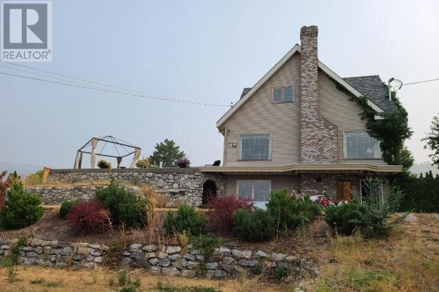 House for sale at 1115 Rounds Rd Naramata British Columbia - MLS: 185975