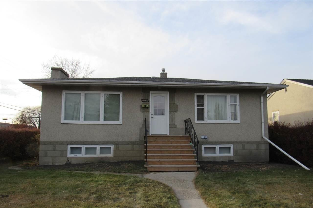 House for sale at 11150 118 St NW Edmonton Alberta - MLS: E4220012