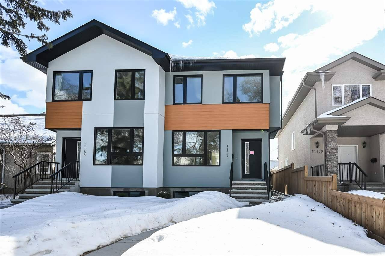 Townhouse for sale at 11157 77 Ave Nw Edmonton Alberta - MLS: E4193602