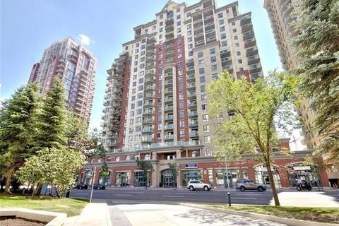 Condo for sale at 1111 6 Ave Southwest Unit 1116 Calgary Alberta - MLS: C4278203