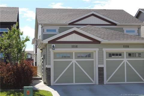 Townhouse for sale at 1116 Keystone Rd W Unit 40 Lethbridge Alberta - MLS: LD0171183