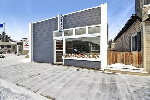 Commercial property for sale at 1116 Osler St Carstairs Alberta - MLS: C4276116