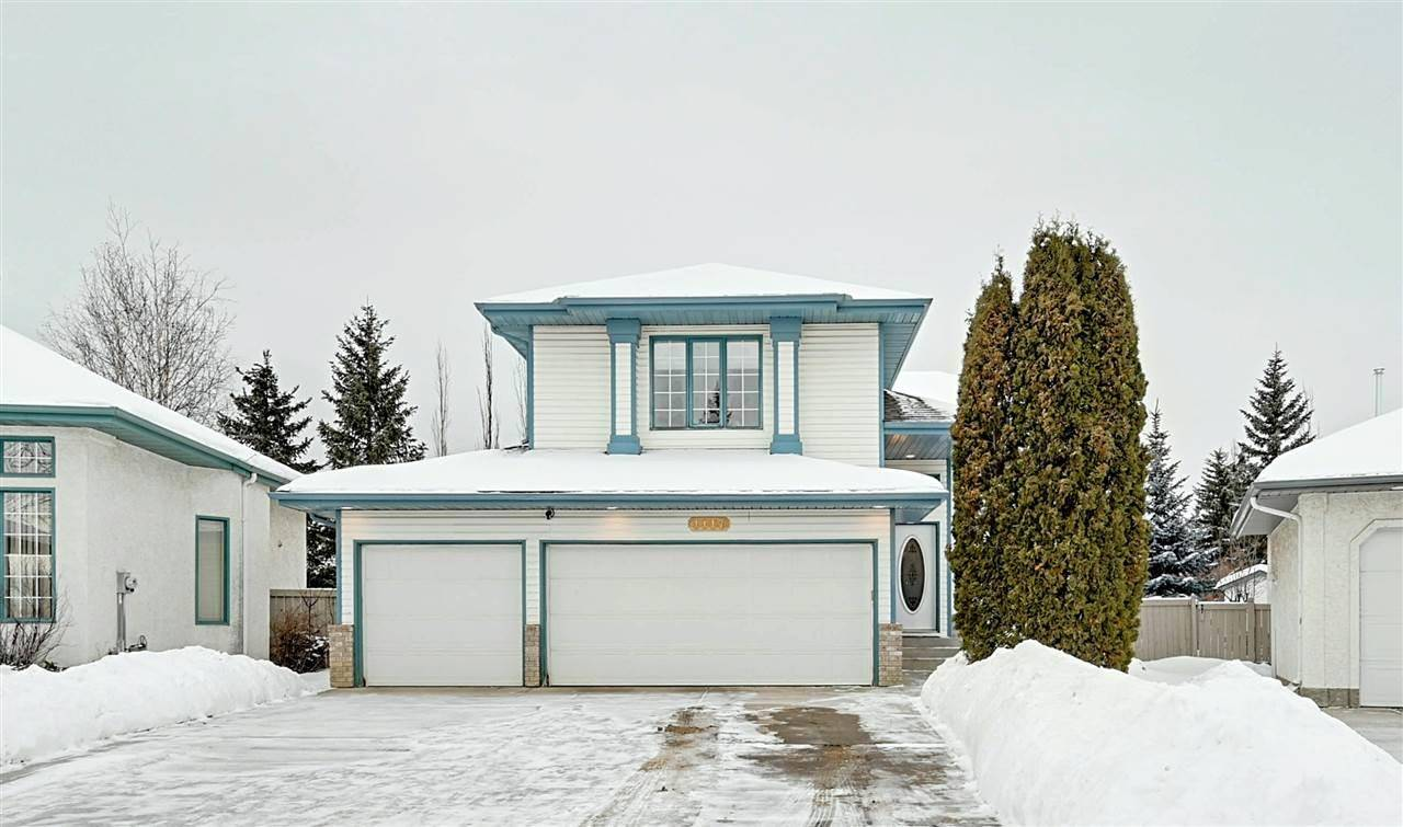 House for sale at 1117 116 St Nw Edmonton Alberta - MLS: E4188387